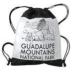 Guadalupe Mountains National Park Drawstring Bag