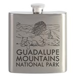 Guadalupe Mountains National Park Flask