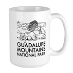 Guadalupe Mountains National Park Mugs