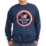 Navy Active Duty Sweatshirt (dark)