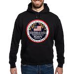 Navy Active Duty Hoodie (dark)