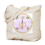 Chakra Opening & Balancing Tote Bag