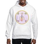 Chakra Opening & Balancing Hooded Sweatshirt