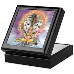 Ganesh Shiva Keepsake Box
