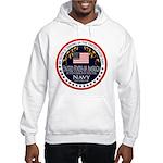 Navy Sister Hooded Sweatshirt