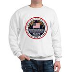 Navy Sister Sweatshirt