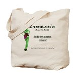 Cthulhu's Bar and Grill Tote Bag