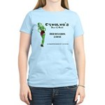 Cthulhu's Bar and Grill Women's Light T-Shirt