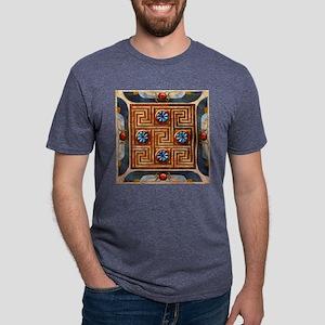 Harvest Moons Egypt Tile T-Shirt