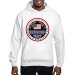 Navy Uncle Hooded Sweatshirt