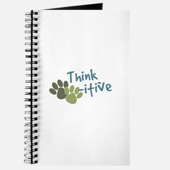 Think Paws-itive (Positive) Journal
