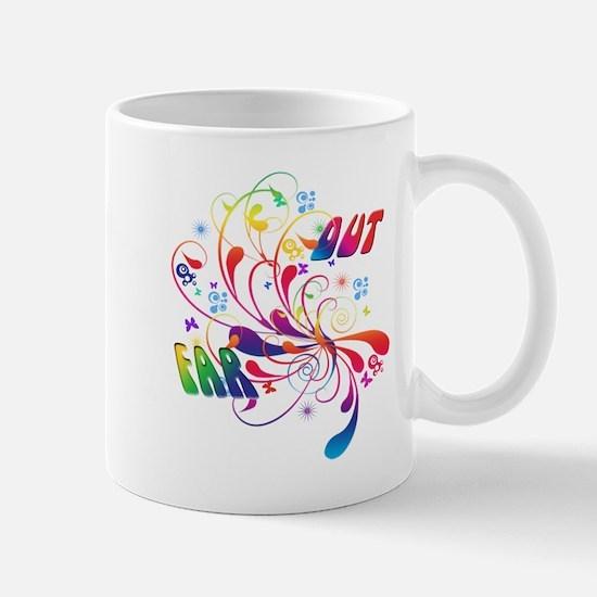 Far Out Mug