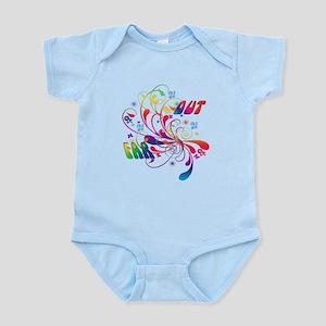 Far Out Infant Bodysuit