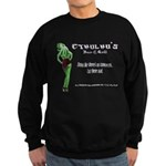 Cthulhu's Bar and Grill Sweatshirt (dark)