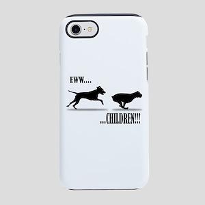 Eww Children (Black) iPhone 8/7 Tough Case
