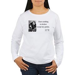 Oscar Wilde 14 T-Shirt