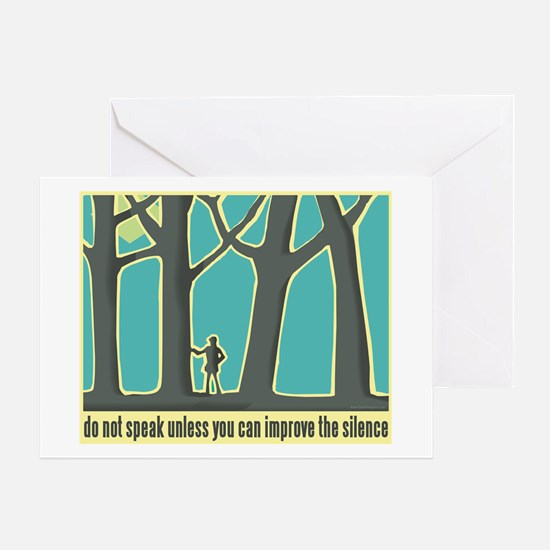 John Muir Quote Greeting Card