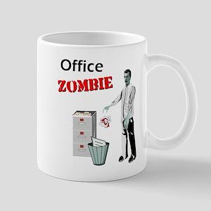 Office Zombie Mug
