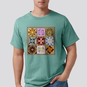 Harvest Moons Quilt T-Shirt