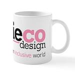 JamieCo Design Logo Mug