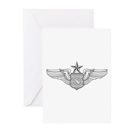Battle Manager Greeting Cards (Pk of 10)