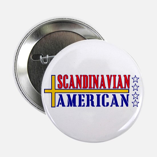 Scandinavian American Button