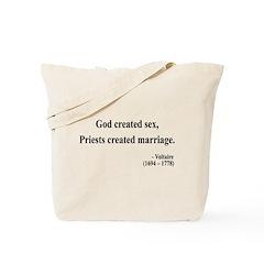 Voltaire 16 Tote Bag
