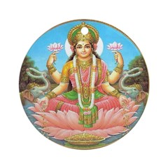 Lakshmi Ornament (Round)