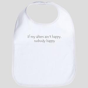 Happy alters Bib