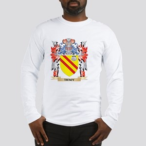Tracy Coat of Arms - Family Cr Long Sleeve T-Shirt
