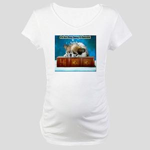 Mi-Ki Clothing & Apparel Maternity T-Shirt