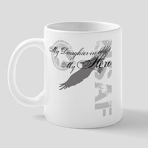 My Daughter-in-law My Hero USAF Mug