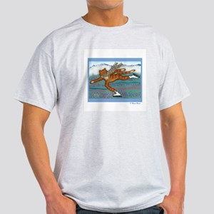 SKATE CAT Light T-Shirt