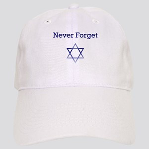 Holocaust Remembrance Star of David Cap