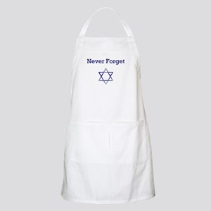 Holocaust Remembrance Star of David BBQ Apron