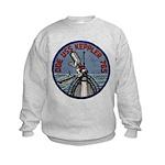 USS KEPPLER Kids Sweatshirt