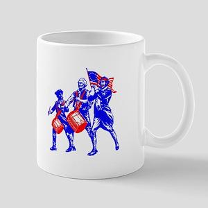 colonial colorguard Mug