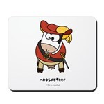 Moosketeer Mousepad