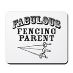 Fab Fencing Parent Mousepad