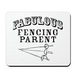 Fab Fencing Parent Mousepad
