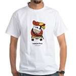 Moosketeer White T-Shirt