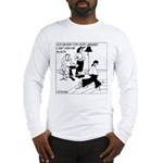 Body Language With No Body? Long Sleeve T-Shirt