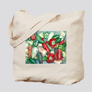 Peppers Tote Bag