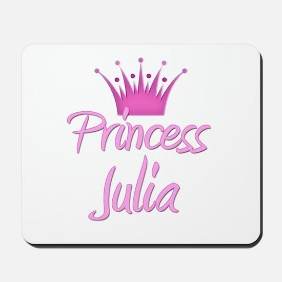 Princess Julia Mousepad