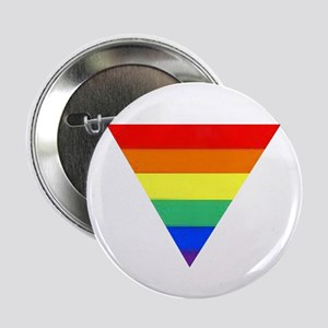 "rainbow triangle 2.25"" Button"
