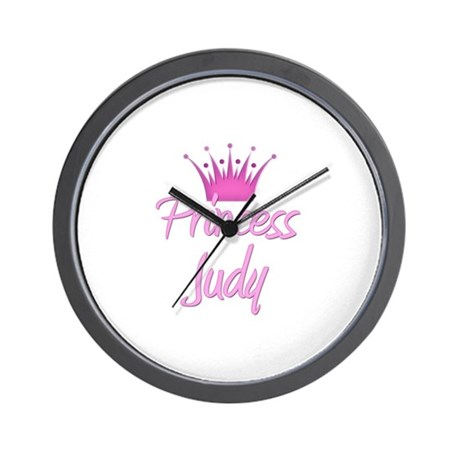 Princess Judy Wall Clock
