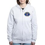 San Bernardino Marshal Women's Zip Hoodie