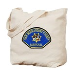 San Bernardino Marshal Tote Bag