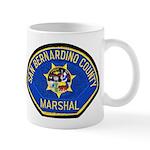 San Bernardino Marshal Mug