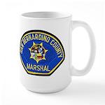 San Bernardino Marshal Large Mug